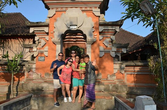 Bali Traditional Tours - Day Tours: Visit to Gusti's Family Compound