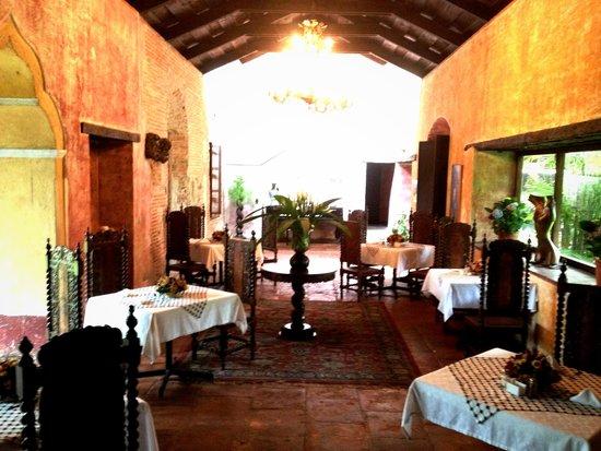 La Casa de los Sueños : Dining room