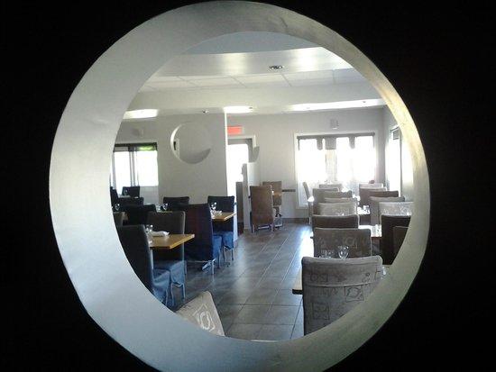 L'Entre'Amis: salle-à-manger