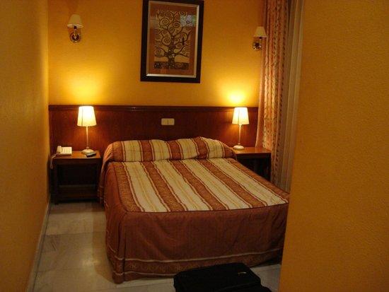 Hostal Acapulco: Room