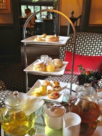 The Fearrington House Inn : Afternoon tea!