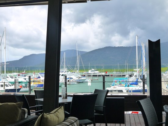 Waterbar & Grill Steakhouse: View from the restaurant