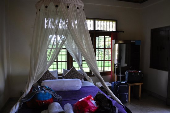 Nirwa Ubud Homestay : upstairs room