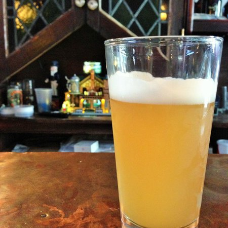 Village Idiot Brewing Company: Bridgetown Blonde at Village Idiot