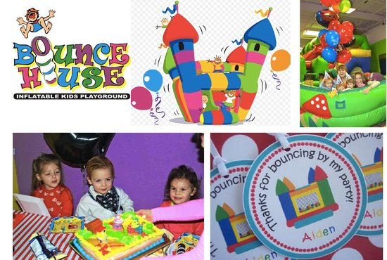 Bounce House Birthday Parties
