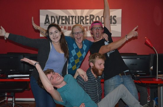 Adventure Rooms: After our Adventure Room Experience