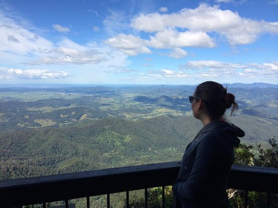 Springbrook, Austrália: Best of All lookout