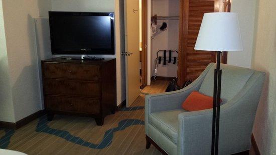 Sheraton Old San Juan Hotel: Habitación 701