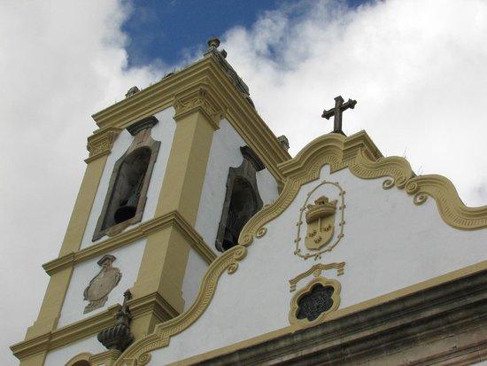 Ordem Terceira do Carmo church : campanile