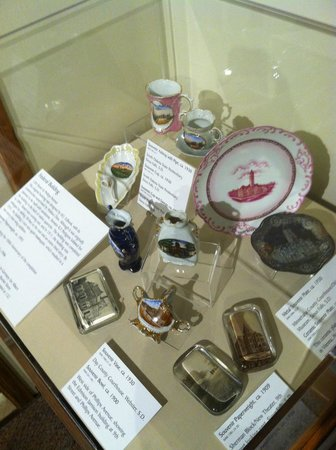 Old Courthouse Museum: Antiques