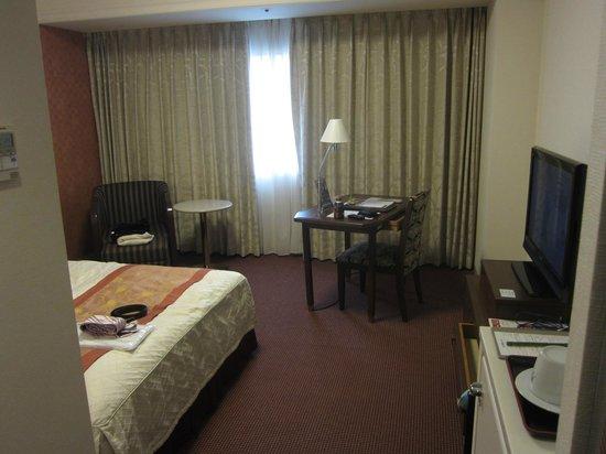 Solaria Nishitetsu Hotel: 室内01