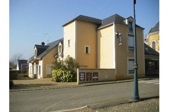 Auberge de Ruillé. vègre
