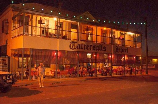 Winton, Australia: Evening ambiance
