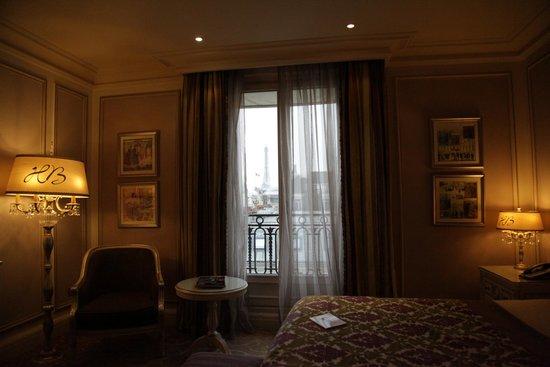 Hotel Balzac: номер