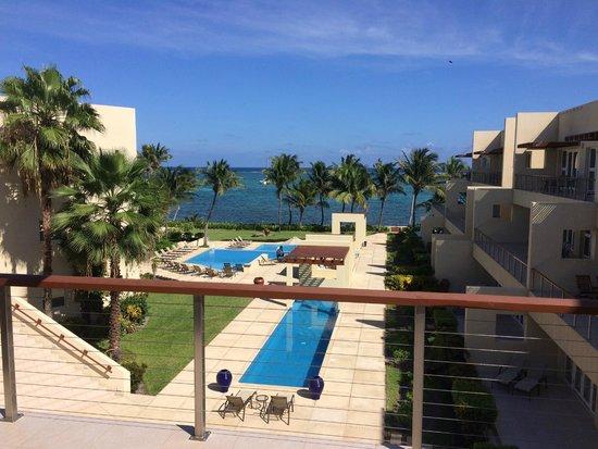 The Phoenix Resort : Balcony View
