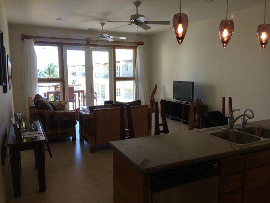 The Phoenix Resort : Living Room Area