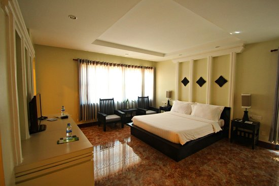 Bayon Boutique: room