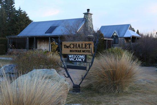 The Chalet Boutique Motel: paradise