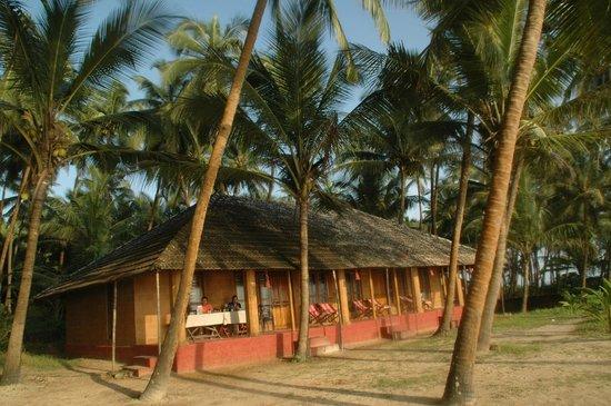 View of Chera Rock Beach House