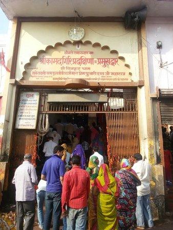 Chitrakoot, Indien: Parikrama