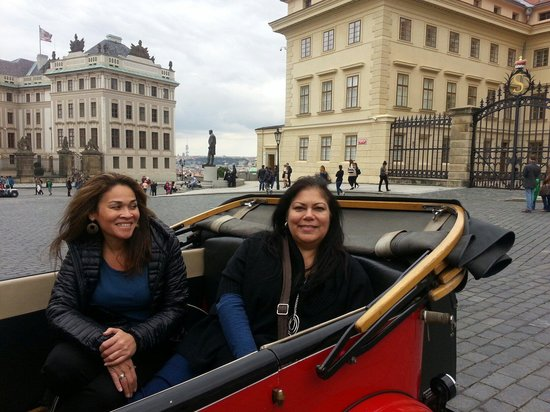 Prague History Trip: Top notch Tour! Sept 2014