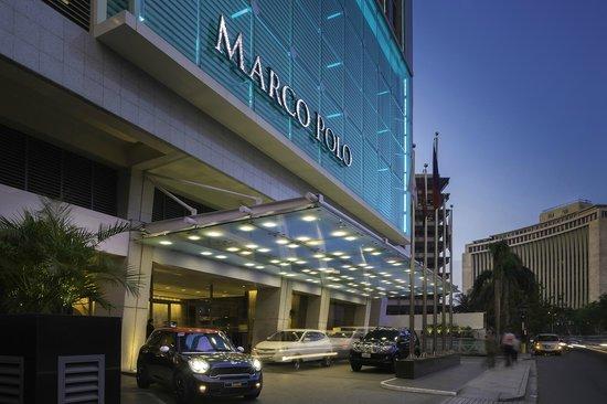 Hotels Near Marco Polo Ortigas