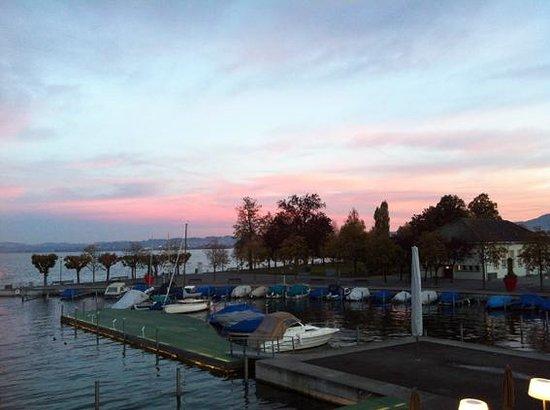 Osteria Vista: Sunset_MarinaLachen