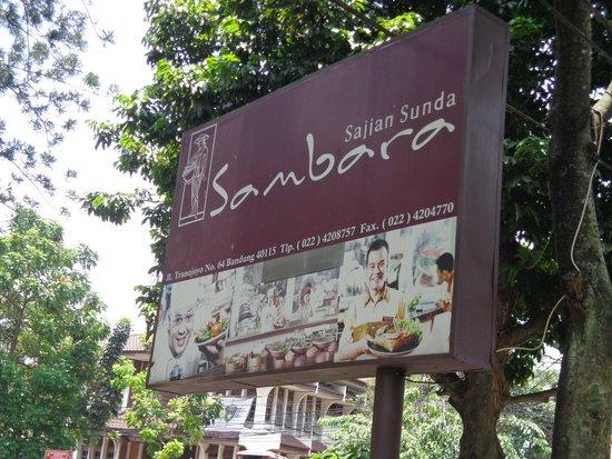 Rumah Makan Sunda Sambara Resto