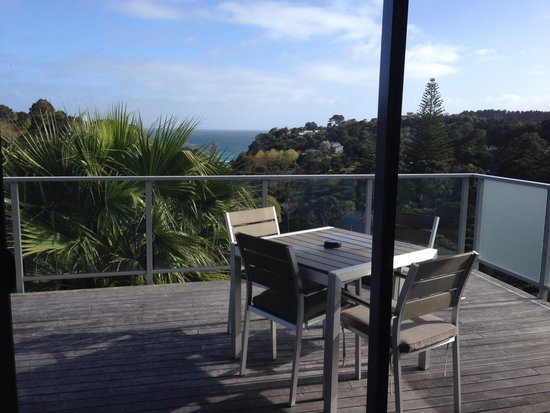 Waiheke Island Resort: Great View
