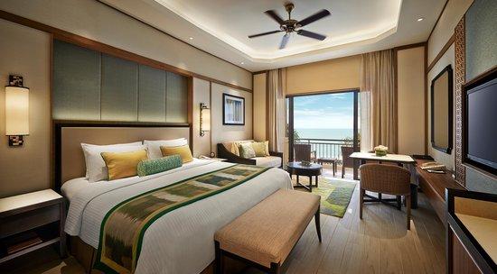 Shangri-La's Rasa Sayang Resort & Spa: Deluxe Seaview Room