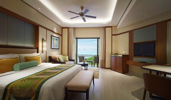 Shangri-La's Rasa Sayang Resort & Spa: Superior Family Seaview Room