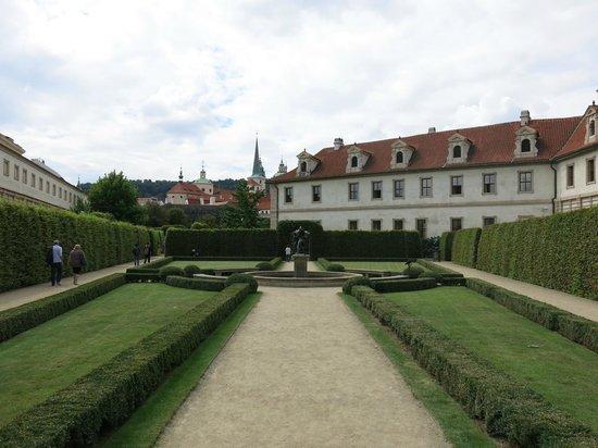 Valdstein-Palast