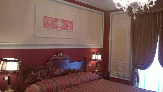 Grand Hotel Des Iles Borromees : camera 1