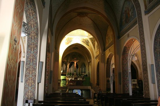 Santuario S.Maria degli Angeli: interno