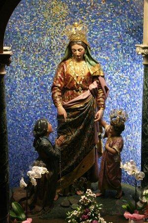 Santuario S.Maria degli Angeli: madonna