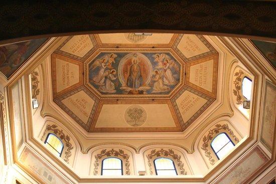 Santuario S.Maria degli Angeli: cupola