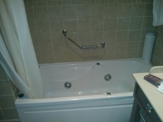 Laguna Nivaria Hotel & Spa: Una bañera enana