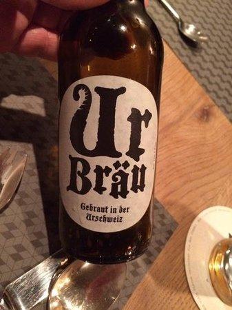 STERN Luzern: Bier aus der eigenen Brauerei