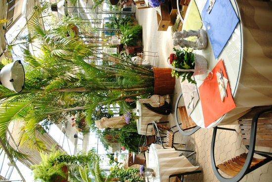 El invernadero restaurant n 340 km 164 salida parque for Agro jardin estepona
