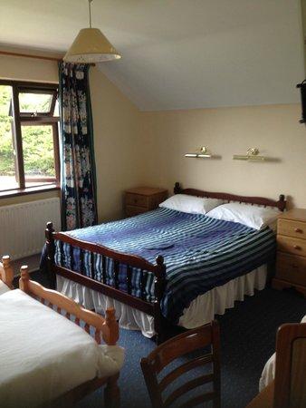 Kilrane, Irland: Bedroom No 1(Family)
