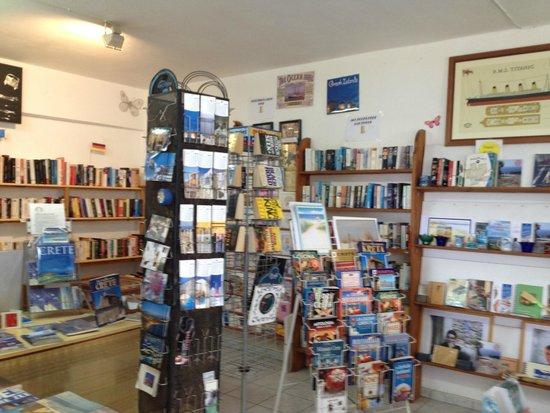 Eklektos Bookshop: Inside ...