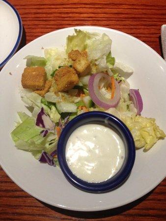 Red Lobster: insalata