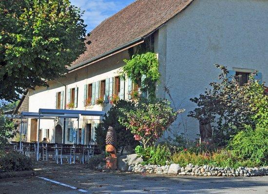 Bevaix, Suiza: Auberge du Plan Jacot
