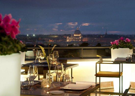 La Terrasse Cuisine Amp Lounge Rome Restaurant Avis