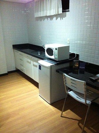 Victory Suites : Cozinha