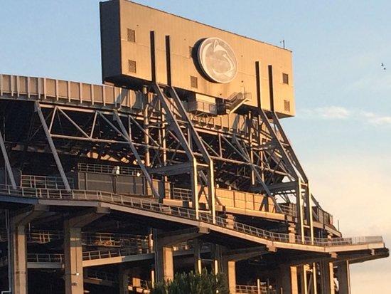Nittany Lion Inn: Beaver Stadium - Home of the Nittany Lions