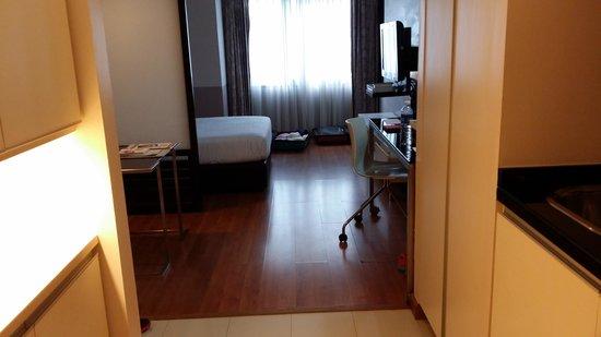 Citadines Sukhumvit 23 Bangkok: view from room door