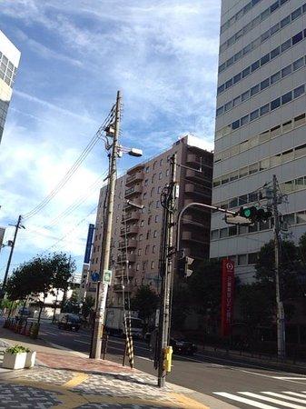 Via Inn Shin-Osaka West: 外観