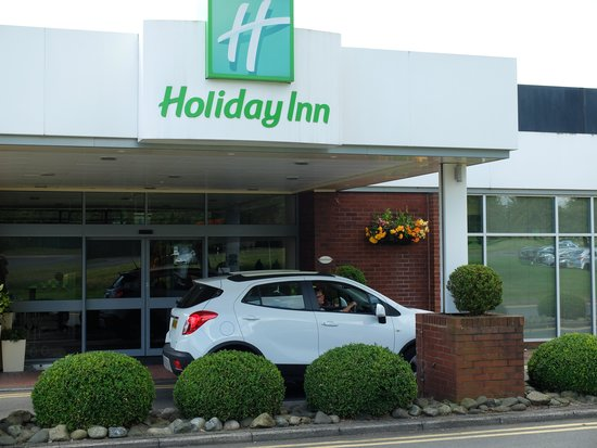 Holiday Inn - Coventry M6, Junction 2: Very welcoming