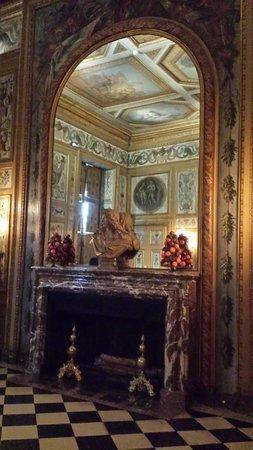 En cours de visite des appartements photo de ch teau de vaux le vicomte maincy tripadvisor - Visite vaux le vicomte ...
